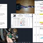FWD VQ35 HR Swap TPS Sensor Wiring 5.7 Gen