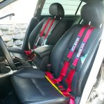 6thgen Maxima with Four Point Harness Seat Install