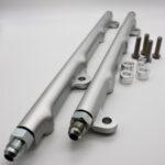 VQ35DE 350Z G35 Billet T6061 Aluminum Fuel Rails w/ Fittings (Fits 2002-2008 Nissan Maxima)