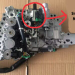 P1778 Nissan Altima / Maxima CVT Transmission Step Motor Fix  (JF011E RE0F10E JATCO)