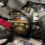 How to Replace Water Pump on 4thgen Maxima