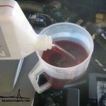 How to Drain and Refill Transmission Fluid on 6thgen Maxima & Altima SE-R