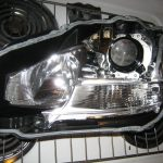 How to Bake and Open Headlights on 7thgen Maxima