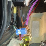 2002-2003 5thgen Nissan Maxima Fuel Pump Relay Location