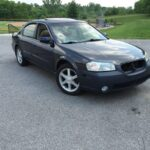 2002 Infiniti I35 with 2002 Nissan Maxima Front End Conversion