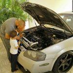 Little Family Mechanic Helpers Gallery