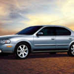 2002-2003 Nissan Maxima Ordering Options - VQ35DE 6-Speed (Nostalgia)