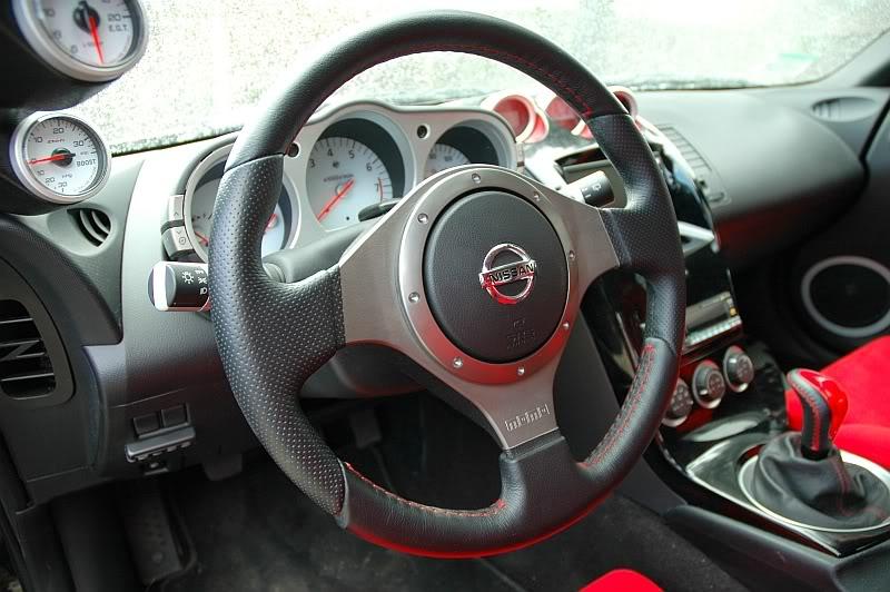 Installation of JDM 350Z Steering Wheel on 6thgen Maxima