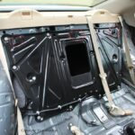 How to Remove Rear Seat and Deck Lid Removal on 2009-2015 7thgen Nissan Maxima