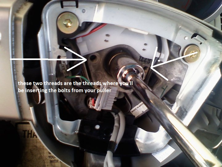 How to Replace Steering Wheel