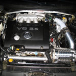 Stephane Asselin's Canadian Supercharged VQ35DE 6-Speed Nissan Altima