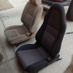 MKIII MR2 Seat Install on 4thgen Nissan Maxima
